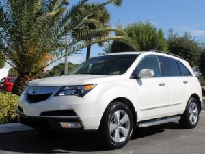Used SUV 2012 Acura MDX at Foreign Affairs Auto